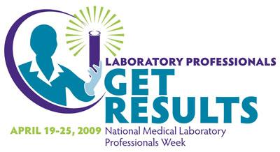 National Medical Laboratory Professionals Week