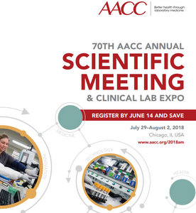 AACC 2018 Annual Meeting