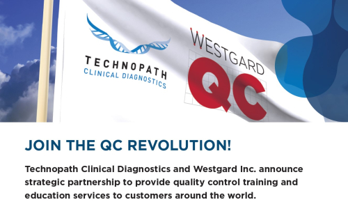 2019-Technopath-Westgard-QC-partnership